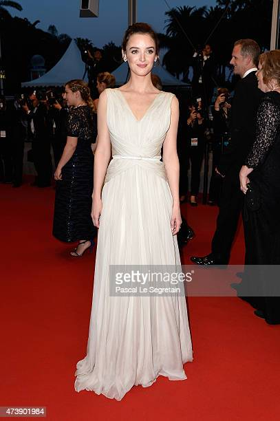 Charlotte Le Bon attends the Premiere of 'Inside Out' during the 68th annual Cannes Film Festival on May 18 2015 in Cannes France