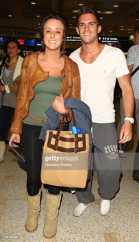 Geordie Shore Cast Arrives In Sydney : News Photo