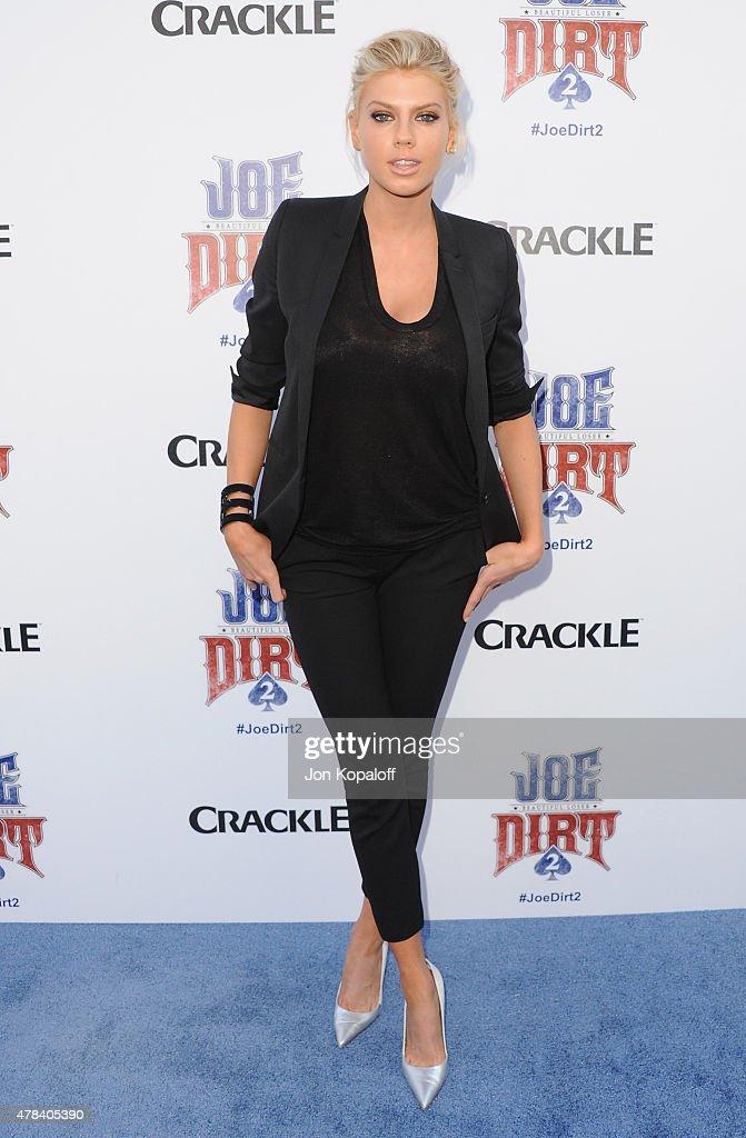 "Crackle Hosts World Premiere Of ""Joe Dirt 2: Beautiful Loser"""