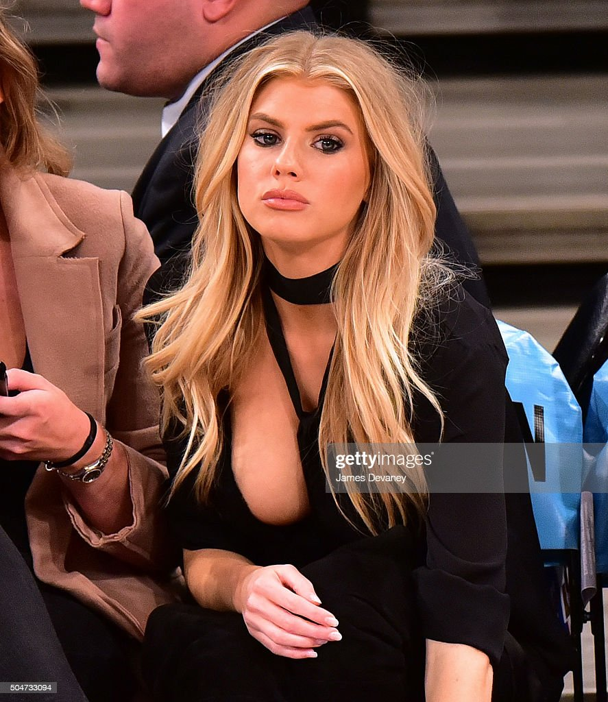 Celebrities Attend The Boston Celtics Vs New York Knicks Game - January 12, 2016