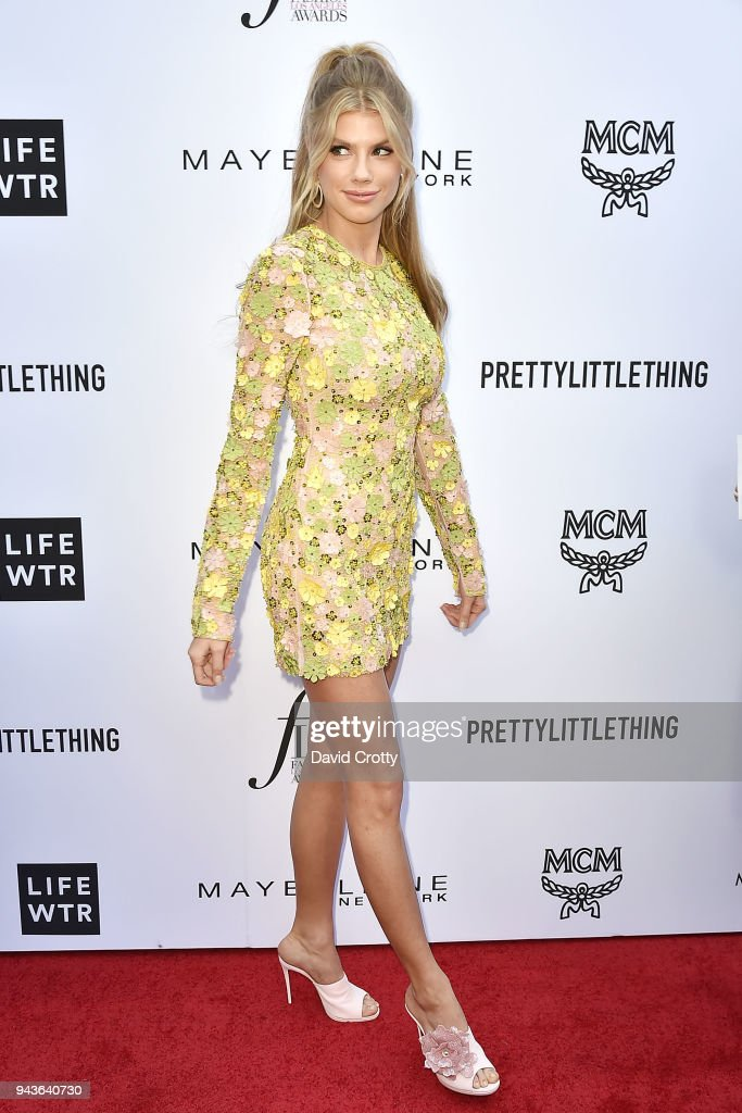 Charlotte McKinney attends The Daily Front Row's 4th Annual Fashion Los Angeles Awards - Arrivals at The Beverly Hills Hotel on April 8, 2018 in Beverly Hills, California.