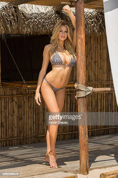 Charlotte McKinney attends the ME Cabo resort grand reopening party with Blue Marlin Ibiza on June 4 2016 in Cabo San Lucas Mexico