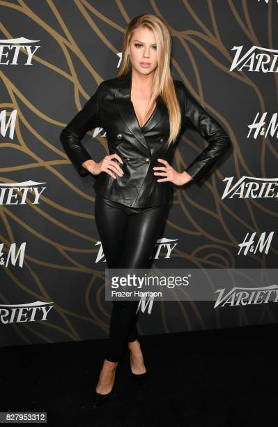 Charlotte McKinney attends Variety Power of Young Hollywood at TAO Hollywood on August 8 2017 in Los Angeles California