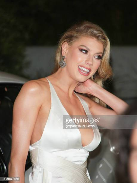 Charlotte McKinney is seen on February 28 2018 in Los Angeles California