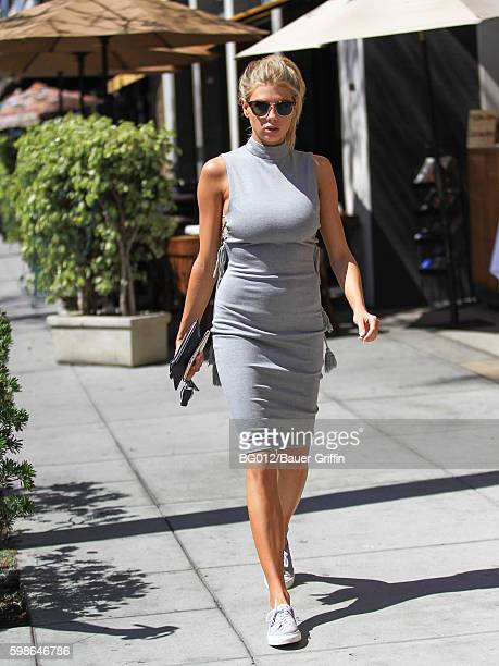 Charlotte McKinney is seen on September 01 2016 in Los Angeles California