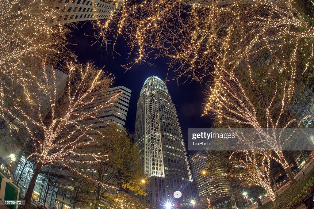 charlotte nc christmas lights