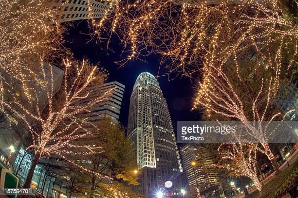 Charlotte, NC Christmas Lights