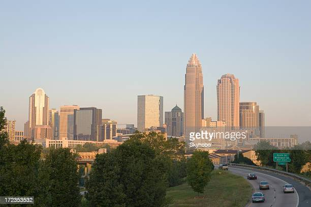 charlotte, nc - charlotte north carolina stock pictures, royalty-free photos & images