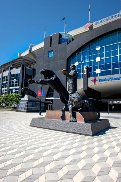 Charlotte North Carolina - Bank of America Stadium
