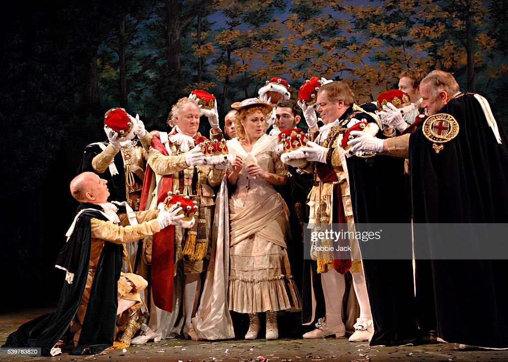 "UK - ""Iolanthe"" Theater Performance in London : News Photo"