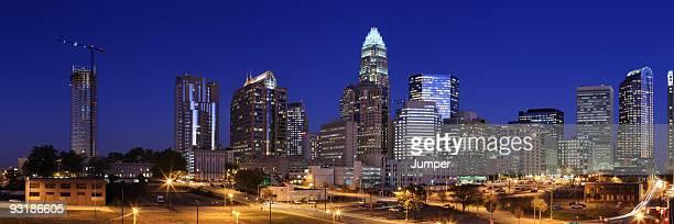 Charlotte Panorama, North Carolina