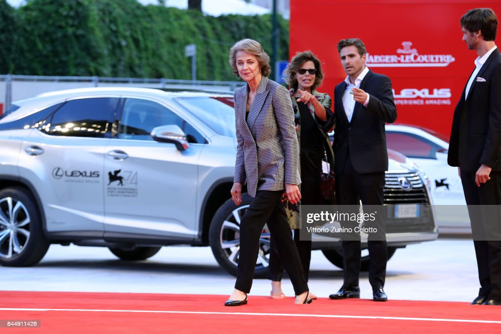 Award Ceremony Arrivals - 74th Venice Film Festival