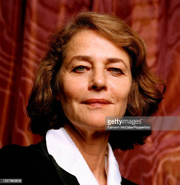 Charlotte Rampling, British actress and model, circa June 2006. Rampling rose to fame in the 1960s when she began starring in European arthouse...
