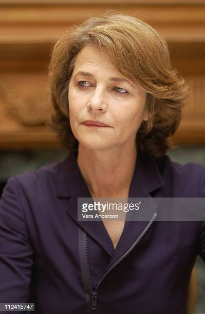 Charlotte rampling stock photos and pictures getty images for Charlotte rampling the swimming pool