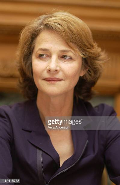 Charlotte rampling bilder und fotos getty images for Charlotte rampling the swimming pool