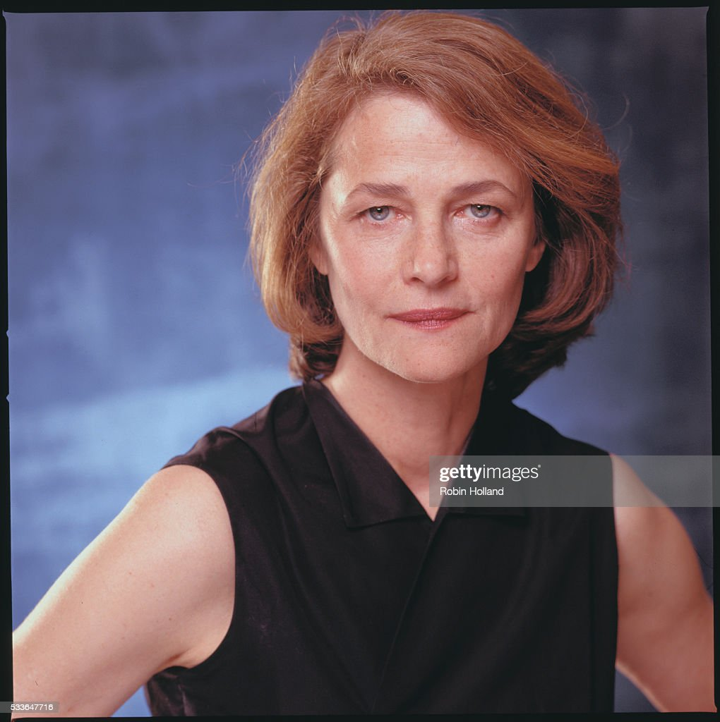 Charlotte Rampling, Village Voice, 2001 : News Photo