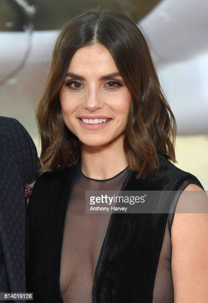 Charlotte Riley attends the 'Dunkirk' World Premiere at Odeon Leicester Square on July 13 2017 in London England