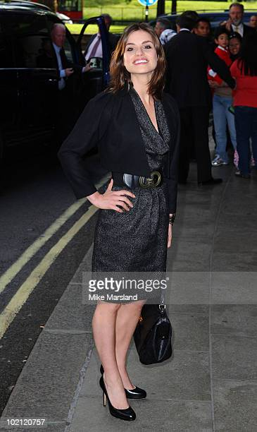 Charlotte Riley attends the English National Ballet's Summer Party at The Dorchester on June 15 2010 in London England