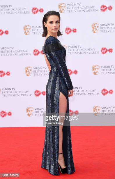 Charlotte Riley attends the Virgin TV BAFTA Television Awards at The Royal Festival Hall on May 14 2017 in London England