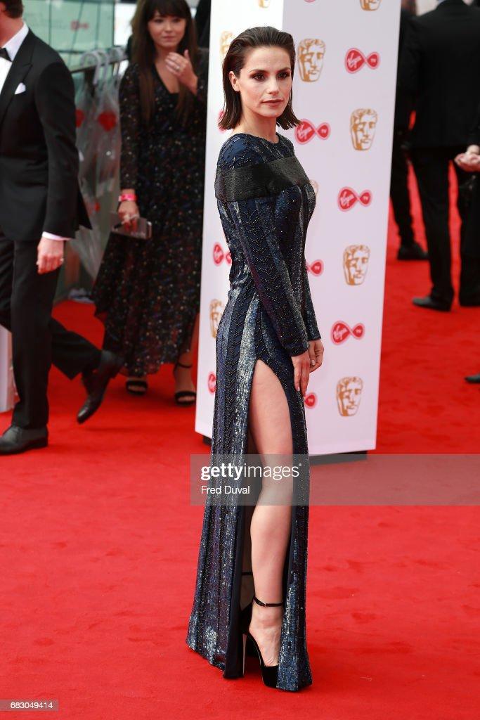 Charlotte Riley The Virgin Tv Bafta Television Awards At Royal Festival Hall On May 14