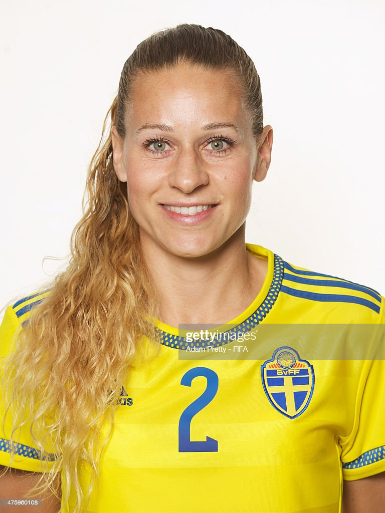 Sweden Portraits - FIFA Women's World Cup 2015