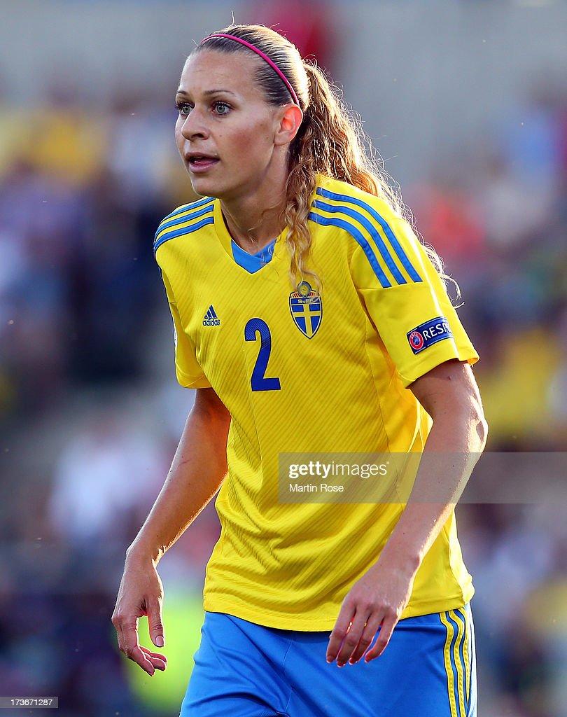 Sweden v Italy - UEFA Women's Euro 2013: Group A