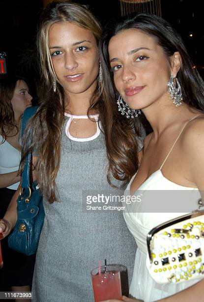 Charlotte Ronson and Shoshanna Lonstein during 50 Fabulous Females to Benefit Love Heals for The Alison Gertz Foundation for AIDS Education at The...