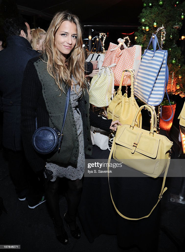 Charlotte Ronson attends Charlotte Ronson + Artisan House Host Spring/Summer 2013 Handbag Preview on December 6, 2012 in New York City.