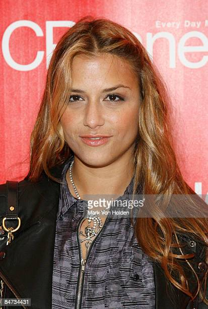 """Charlotte Ronson attends """"Style Your Spring"""" presented by J.C. Penney at Espace on February 10, 2009 in New York City."""