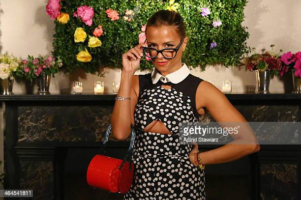 Charlotte Ronson attends the Council of Fashion Designers of America's 4th annual design series for Vogue eyewear event presented by LensCrafters and...