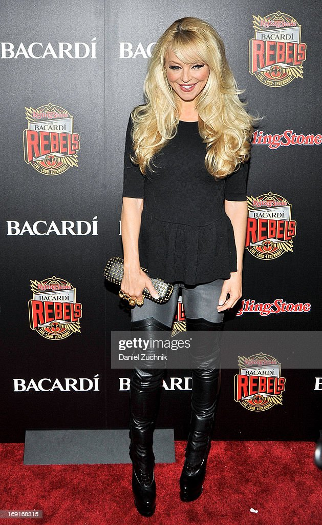 Charlotte Ross attends the 2013 Bacardi Rebels Event Hosted By Rolling Stone at Roseland Ballroom on May 20, 2013 in New York City.
