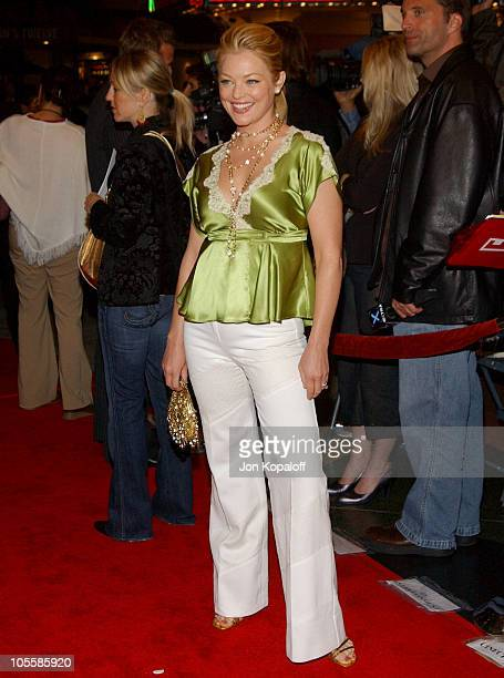 """Charlotte Ross during """"A Love Song For Bobby Long"""" Los Angeles Premiere- Arrivals at Mann Bruin in Westwood, California, United States."""