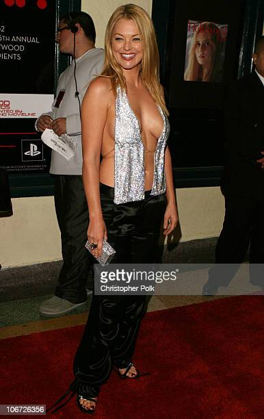 Charlotte Ross during AMC Movieline's Hollywood Life Magazine's Young Hollywood Awards Arrivals by Chris Polk at El Rey Theatre in Los Angeles...