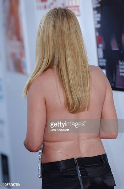Charlotte Ross during AMC Movieline's Hollywood Life Magazine's Young Hollywood Awards Arrivals by Jon Kopaloff at El Rey Theatre in Los Angeles...