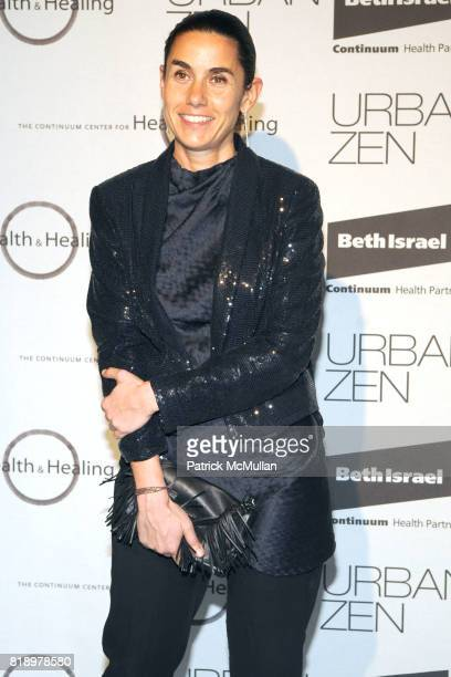 Charlotte Sarkozy attends 2010 Benefit for CONTINUUM CENTER FOR HEALTH AND HEALING at Espace on May 4 2010 in New York City