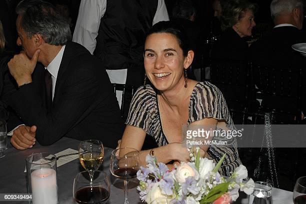 Charlotte Sarkozy attends Madame Jacques Chirac Madame Georges Pompidou Mr Ronald Lauder and Mrs Randolph Hearst Host a Private Dinner to Benefit THE...