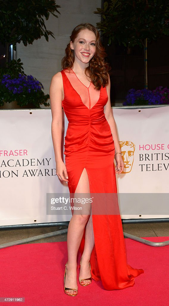 Charlotte Spencer attends the After Party dinner for the House of Fraser British Academy Television Awards (BAFTA) at The Grosvenor House Hotel on May 10, 2015 in London, England.