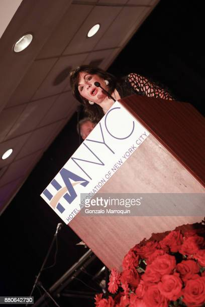 Charlotte St Martin during the Hotel Association of New York City hosts 'The Red Carpet Hospitality Gala' HANYC's Annual Dinner/Dance at Sheraton New...