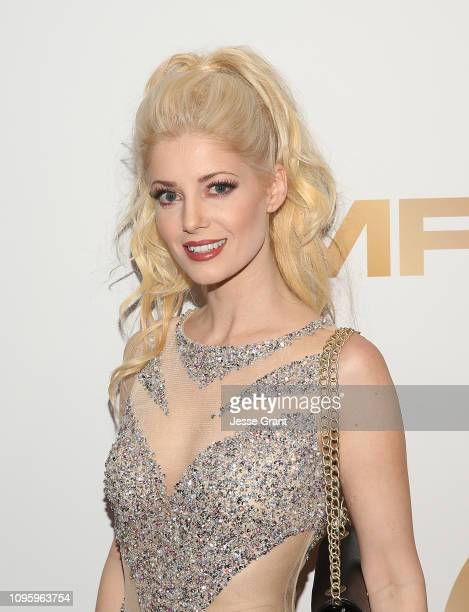 Charlotte Stokely attends the 2019 XBIZ Awards on January 17 2019 in Los Angeles California