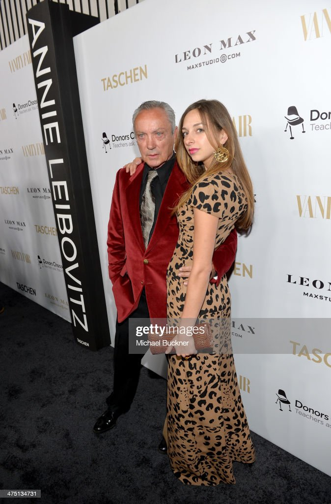 Vanity Fair Campaign Hollywood - Vanity Fair, Leon Max, And Benedikt Taschen Present The Annie Leibovitz SUMO-Size Book Launch