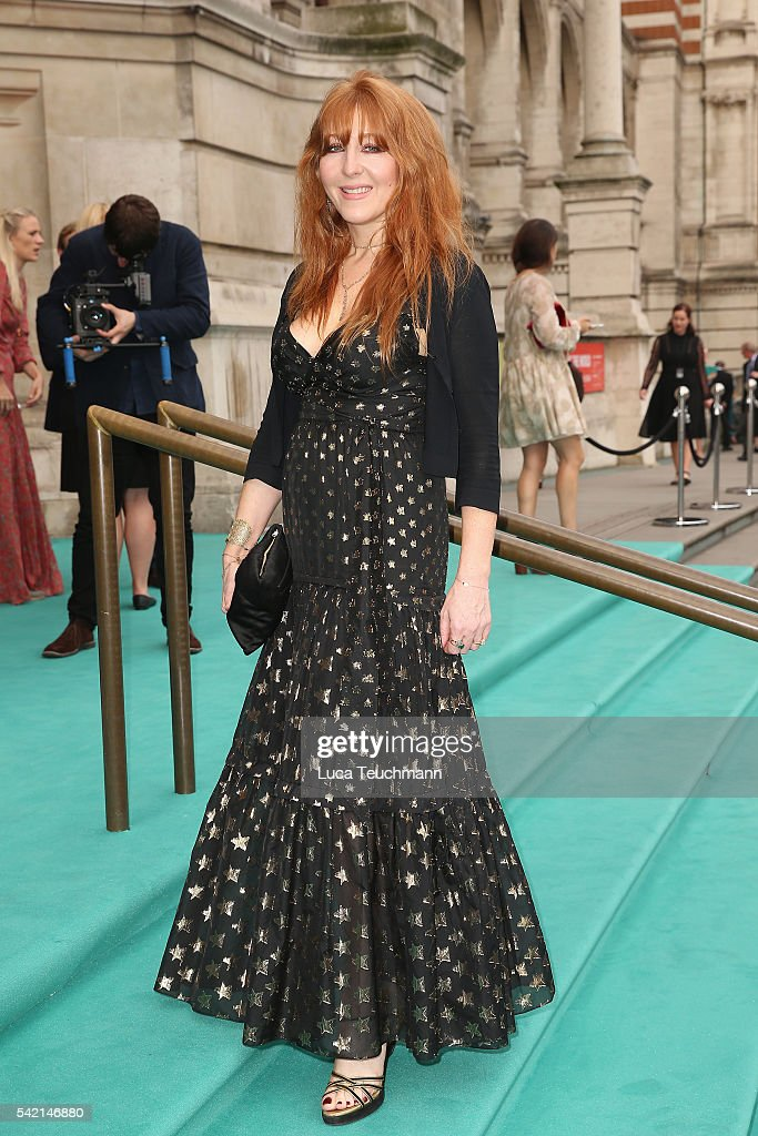 Charlotte Tilbury arrives for the V&A Summer Party at Victoria and Albert Museum on June 22, 2016 in London, England.