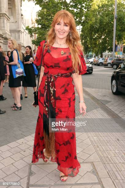 Charlotte Tilbury attending The Victoria and Albert Museum Summer Party on June 20 2018 in London England