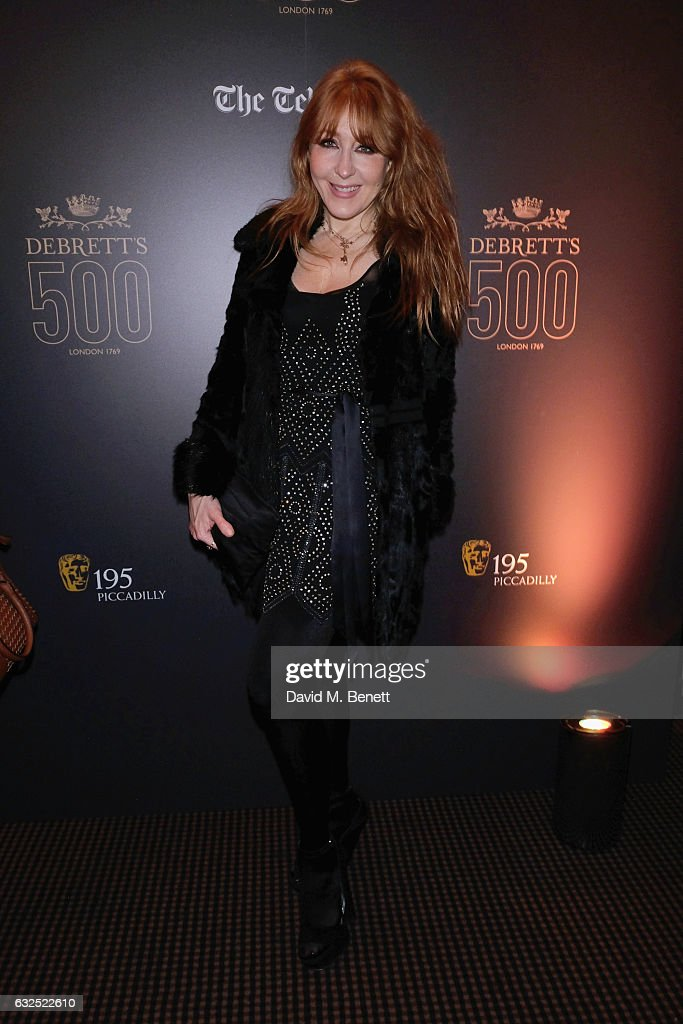 Charlotte Tilbury attends Debrett's 500 Gala at BAFTA sponsored by BMW and Hugo Boss on January 23, 2017 in London, England.