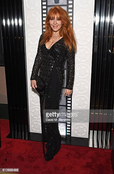 Charlotte Tilbury attends the IWC Schaffhausen Dinner in Honour of the BFI at Rosewood London on October 4 2016 in London England