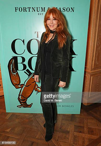 Charlotte Tilbury attends the launch of 'Fortnum Mason The Cook Book' by Tom Parker Bowles at Fortnum Mason on October 18 2016 in London England