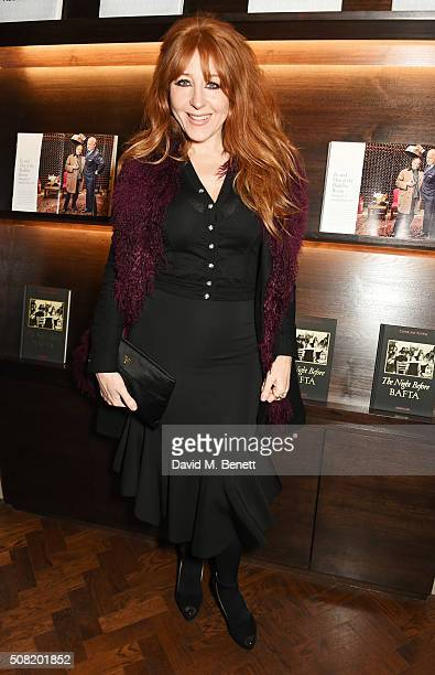 Charlotte Tilbury attends the launch of 'The Night Before BAFTA' by Charles Finch at Maison Assouline on February 3 2016 in London England