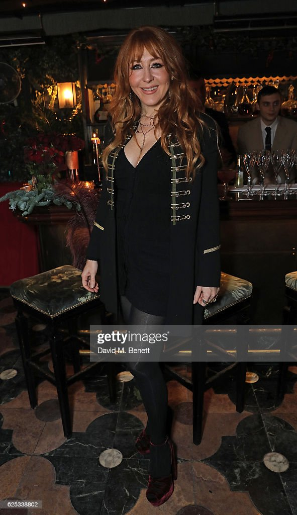 Charlotte Tilbury attends the Legendary Dinner Party hosted by Charlotte Tilbury at Annabel's Mayfair on November 23, 2016 in London, England.
