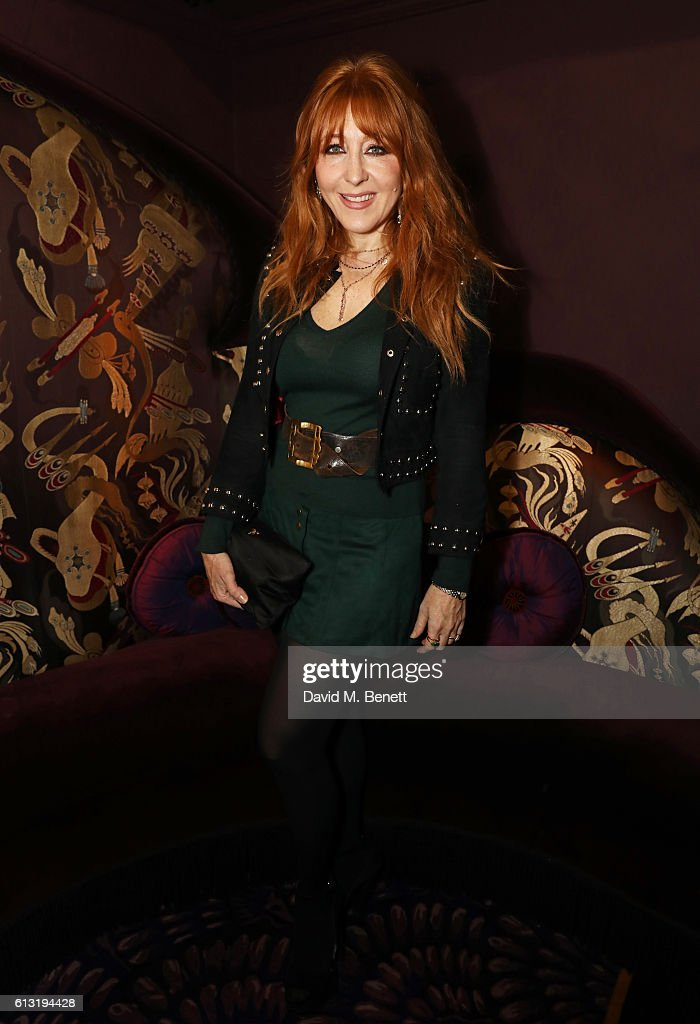 Charlotte Tilbury attends the Moncler 'Freeze For Frieze' Dinner Party at the Moncler Bond Street Boutique on October 7, 2016 in London, United Kingdom.