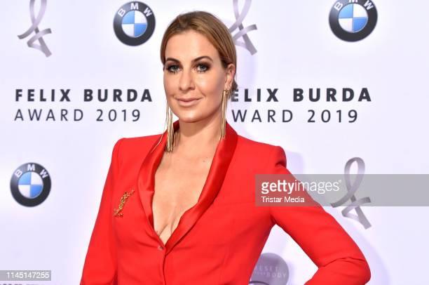 Charlotte Wuerdig attends the 17th Felix Burda Award at Hotel Adlon Kempinski on May 19 2019 in Berlin Germany