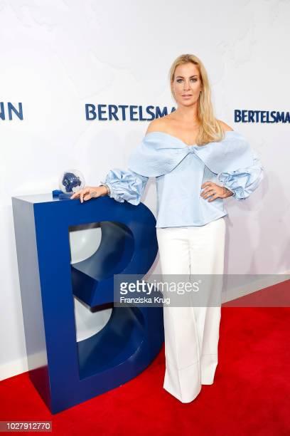 Charlotte Wuerdig attends the Bertelsmann Summer Party at Bertelsmann Repraesentanz on September 6 2018 in Berlin Germany